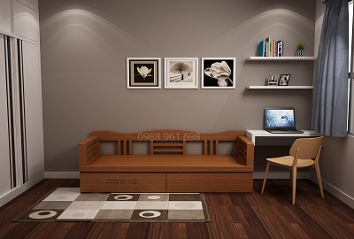 ghế sofa giường gấp mẫu mới