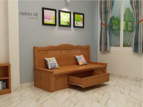 Ghế Sofa Giường Keo Sg01
